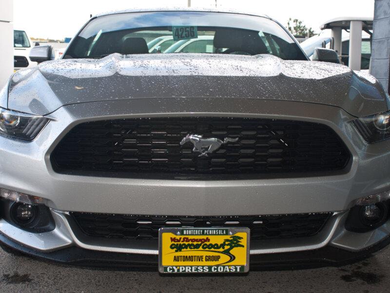 2015-2017 Mustang EcoBoost/V6/GT Sto-N-Sho License Plate Bracket SNS62