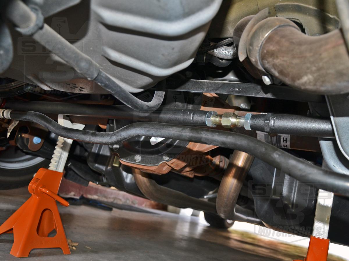 2012 Ford Focus Parts >> 2005-2014 V6/GT/GT500 BMR Tubular Adjustable Panhard Rod PHR006