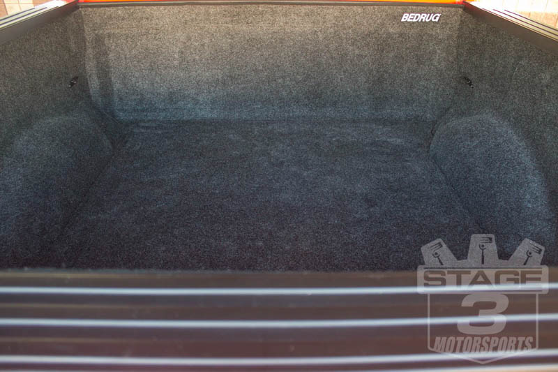 2017-2019 F250 & F350 BedRug Complete Bed Liner (Long Bed ...
