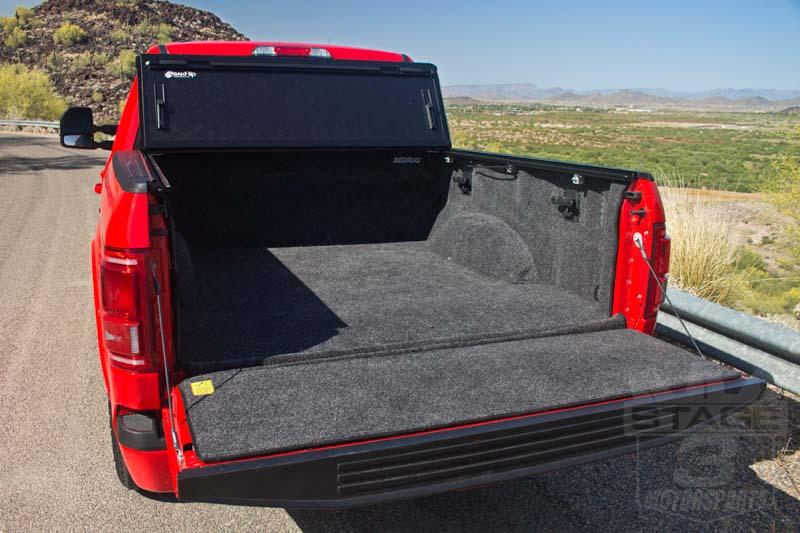 2015 2019 F150 Bedrug Complete Bed Liner 55 Ft Bed Brq15sck