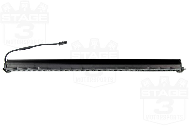 baja designs 40 s8 white spot beam led light bar 70 4001. Black Bedroom Furniture Sets. Home Design Ideas