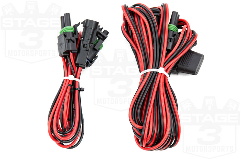 Baja Designs S2 Sport White Scene Work Off Road Led Light Pair Packaging Wire Harness Tap To Expand