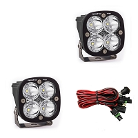 Baja Designs Squadron Pro Edition LED Spot Light (Pair)
