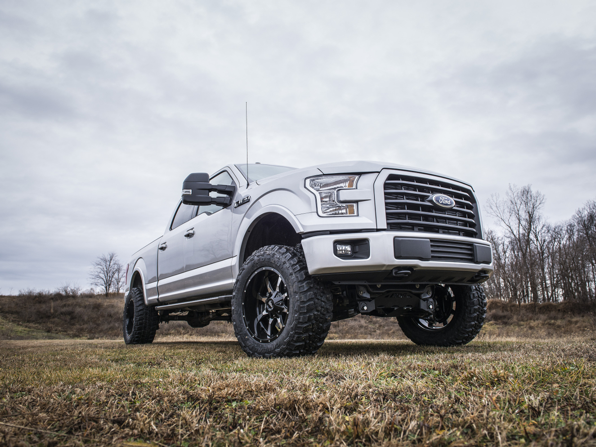 """Ford F150 King Ranch >> 2015-2016 F150 BDS 6"""" Lift Kit on a 2016 F150 4WD!"""