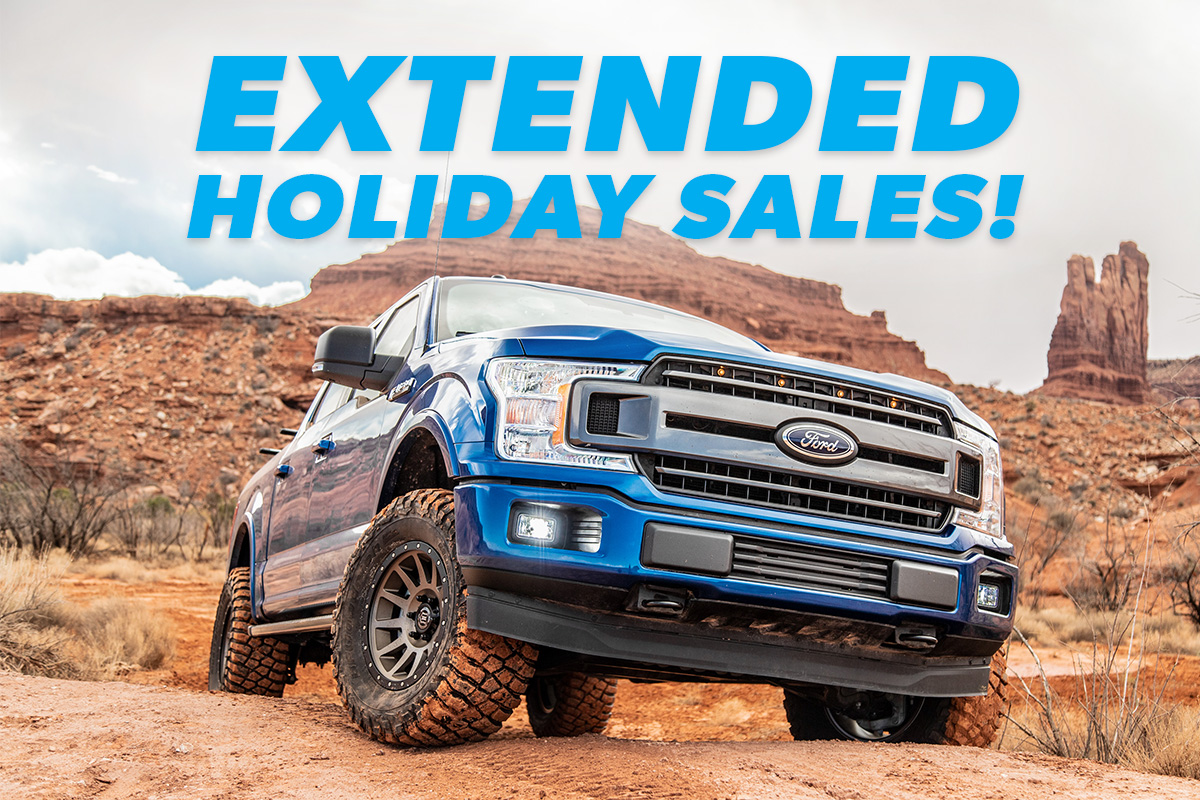 Stage 3's Extended Holiday Sales 2018!