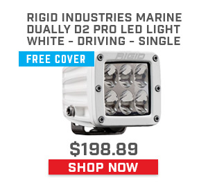 Rigid Marine D2 Driving Single