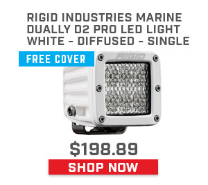 Rigid Marine Dually Diffused Single