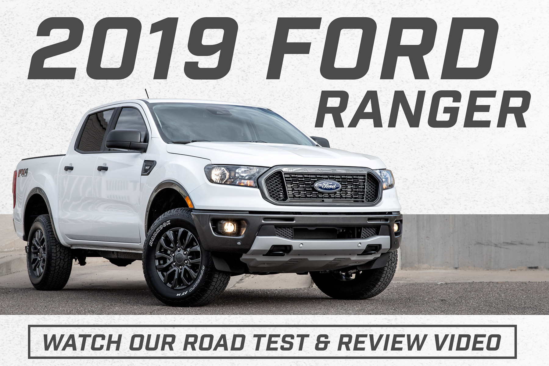 Stage 3's 2019 Ranger Overview and Driving Review Video!