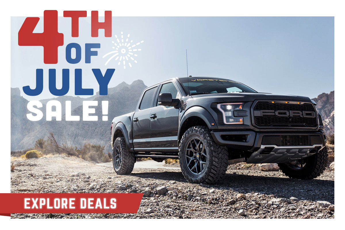 Stage 3's 4th of July Sales Event!
