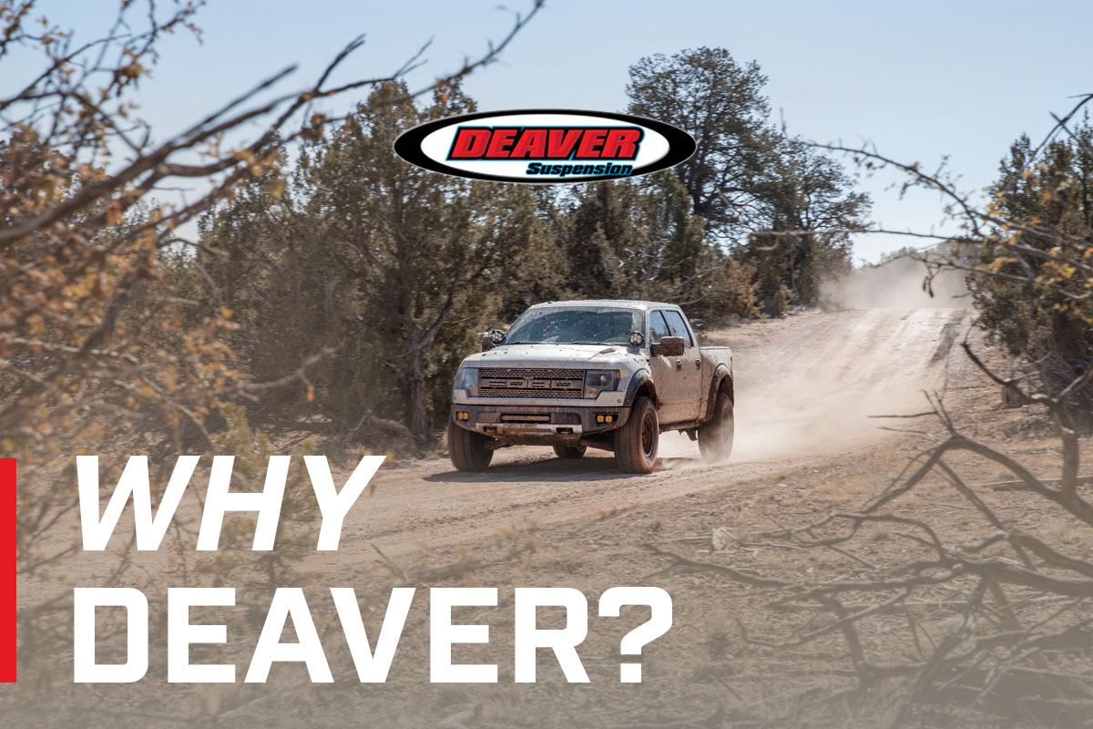 Why Deaver? Deaver Leaf Spring Breakdown