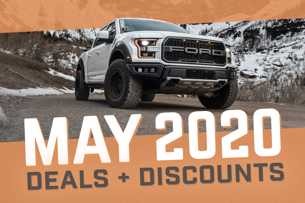 Stage 3's May 2020 Deals and Discounts