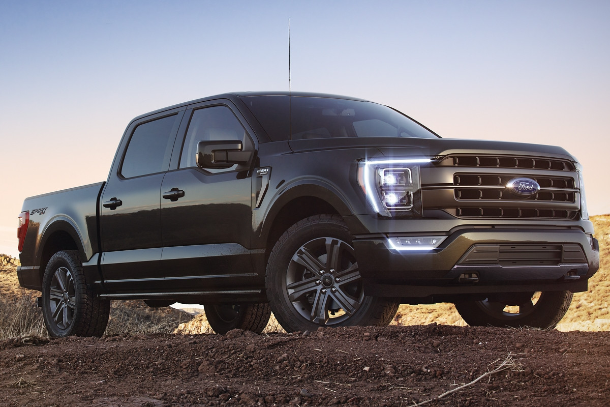 2021 Ford F150 Ford Promo