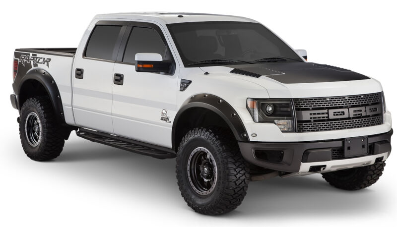 2010 2014 f150 raptor svt bushwacker pocket style. Black Bedroom Furniture Sets. Home Design Ideas