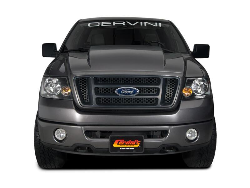 "2004-2008 F150 Cervini's 3"" Cowl Hood (Fiberglass) 1227"