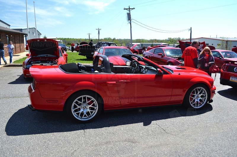 Cervini Mustang Bumper >> 2005-2009 Mustang GT / V6 Cervini's Stalker Wing 2221