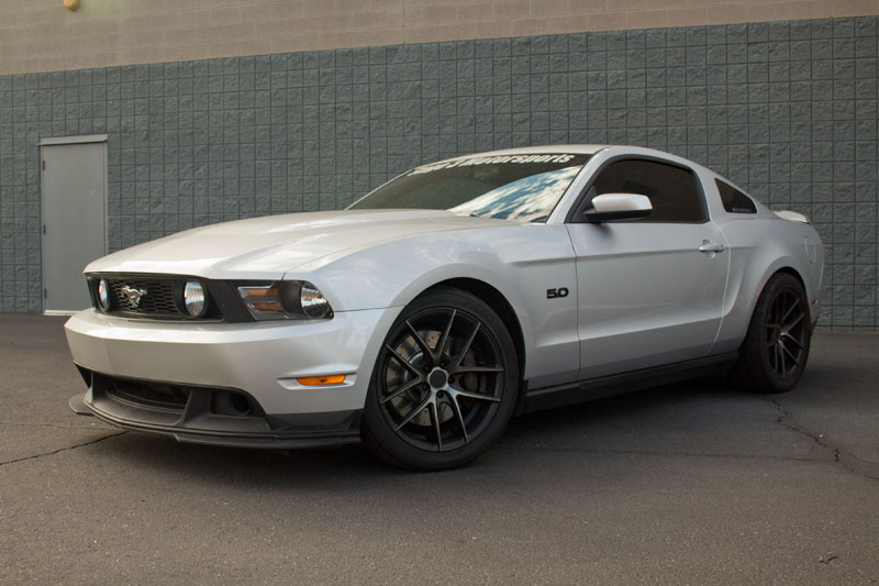 Stage 3's 2012 Mustang GT Project Car Build
