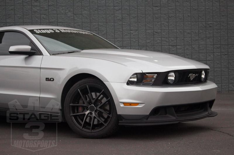 2010 2012 Mustang Gt Cervini S Gt Cs Chin Spoiler