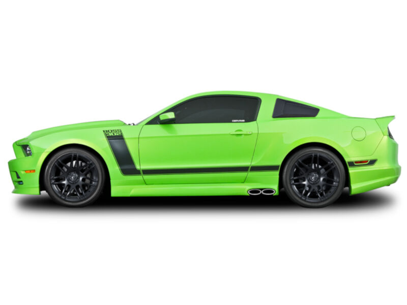 Tap To Expand: Mustang Side Exit Exhaust At Woreks.co