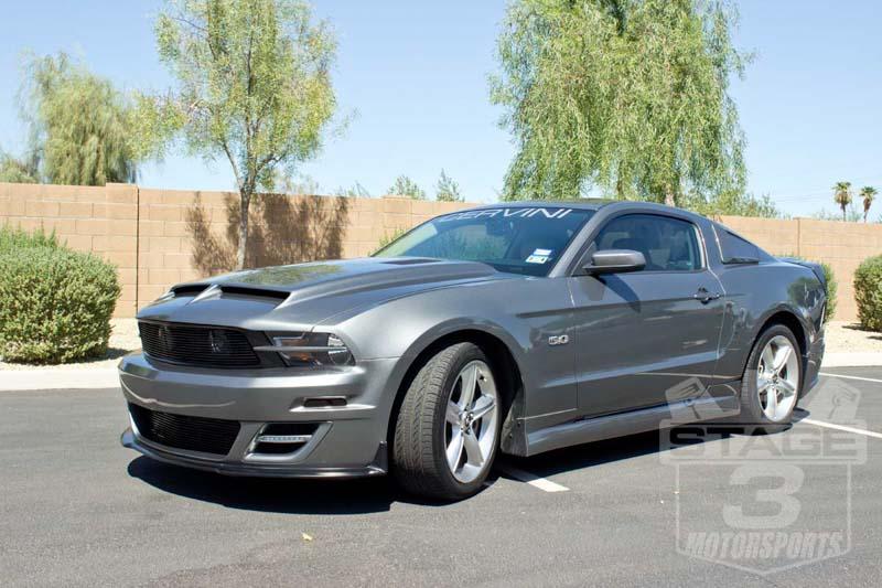 2010 2012 Mustang Cervini S Stalker Body Kit 9051