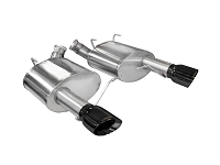 2011-2014 Mustang GT Corsa Xtreme Axle-Back Exhaust Kit (Black Tips)