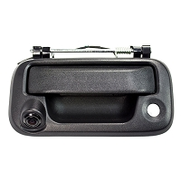 09-14 F150 Black Tailgate Handle Color Back Up Camera