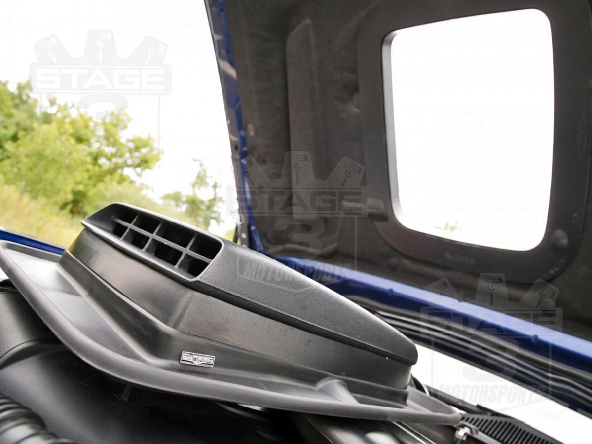 2011 2014 Mustang GT 5 0L CDC Shaker Hood Scoop Kit 1111