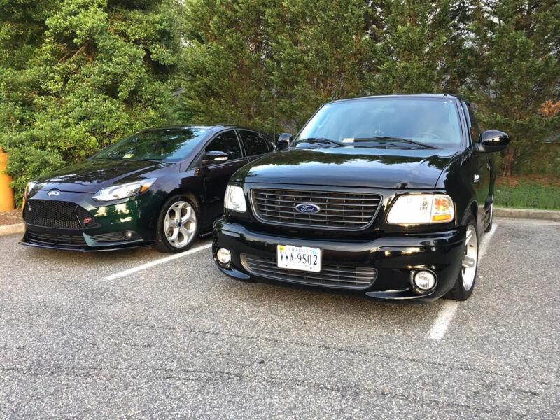 Customer Rides: John and Jennifer's 2014 Focus ST