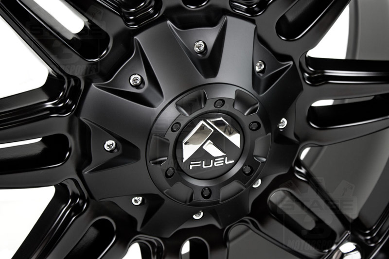 "2004-2019 F150 Fuel Hostage 20x12"" D531 Wheel (6x135mm ..."