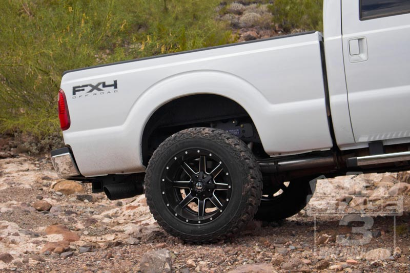 Stage 3's 2014 F250 6.7L Project Ice Box Project Truck