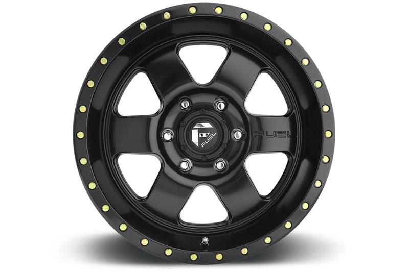 D F Fuel Podium X D Wheel X Mm Mm Offset Satin Black on 2007 Ford F 150 Price