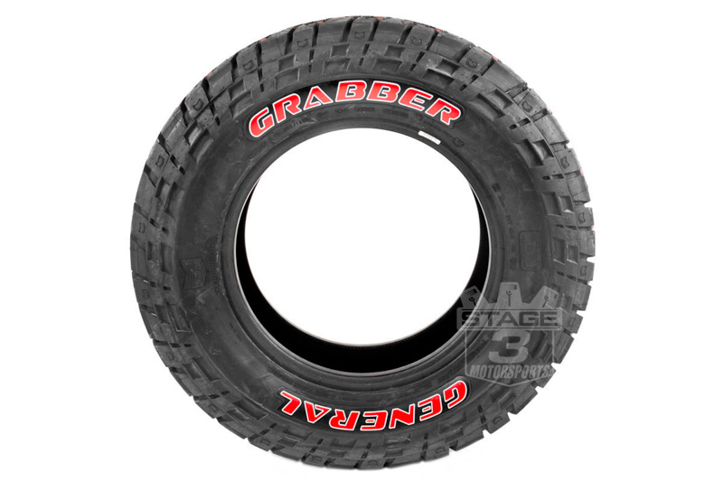35 1250 20 general grabber red letter tire 04500640000 With red letter tires general
