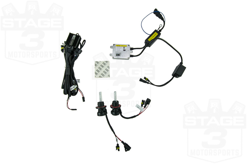 2007 2014 Expedition Diode Dynamics Bi Xenon Hid Headlight Ford Wiring Harness Tap To Expand