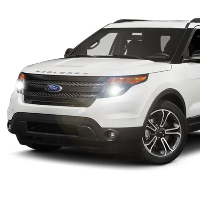 ksenon light for ford explorer 2013