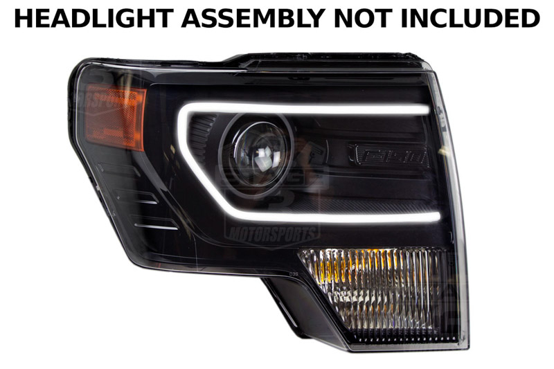 2013 2014 F150 Diode Dynamics C Clamp Switchback Led Halo Kit For