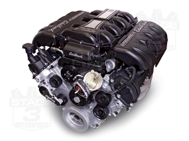 2005-209 Mustang GT Edelbrock E-Force Supercharger Kit