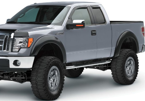2009 2014 F150 Egr Rugged Style Fender Flares 753374