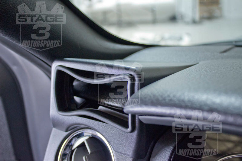 2009-2014 F150 Edge CTS Tuner Mount Pod with CTS & CTS2 ...