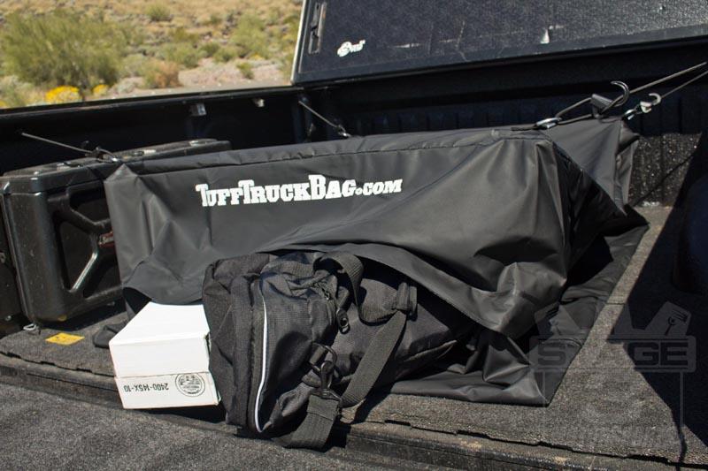 Ford Shelby Truck Price >> F150 & Super Duty Tuff Truck Cargo Bed Storage Bag - Black TTBBLK