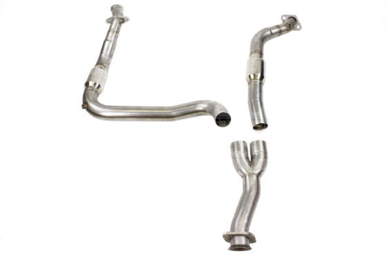 F150 EcoBoost Catted Downpipes