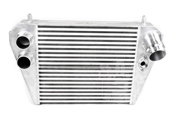 F150 Bar-Plate Intercooler Example