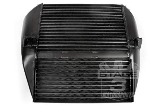 F150 Tube-Fine Intercooler Example