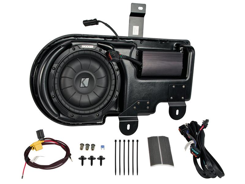 2009 2014 F150 Kicker Vss Powerstage Powered Subwoofer Kit