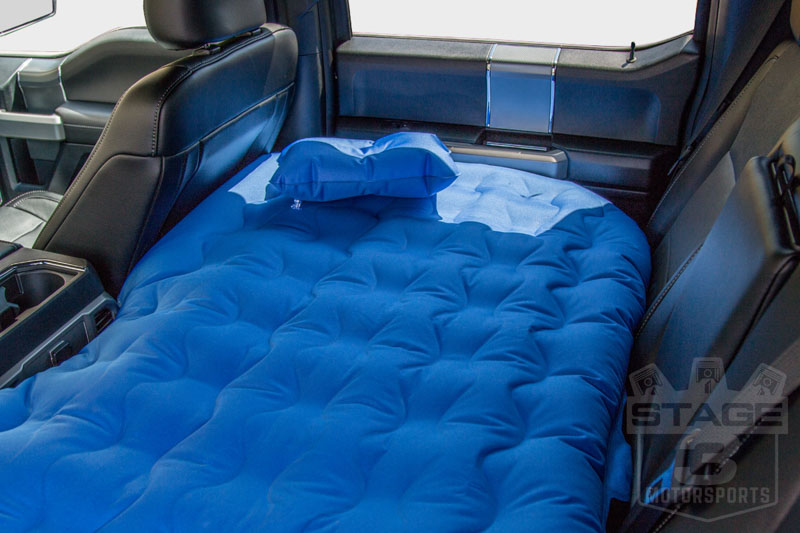 F150 Amp Super Duty Supercrew Pittman Airbedz Backseat Air