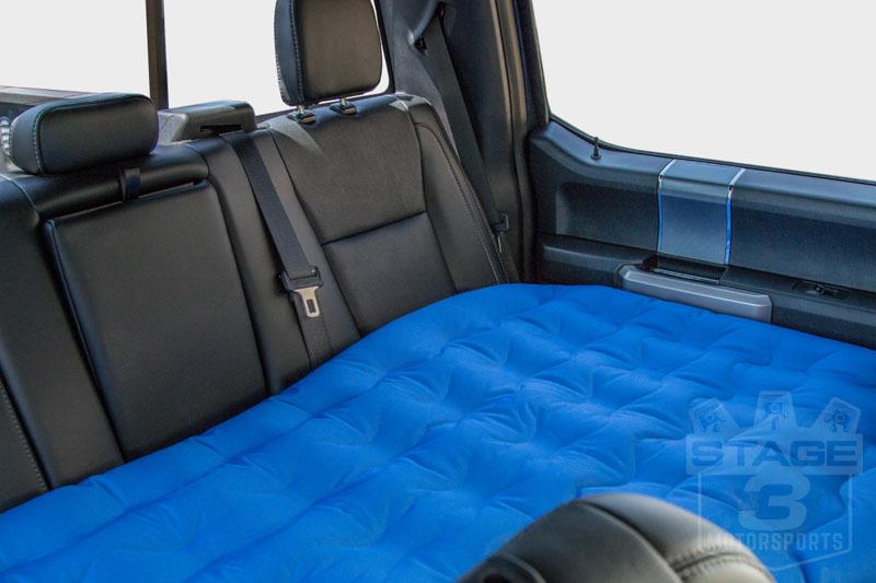 Terrific F150 Super Duty Supercrew Pittman Airbedz Backseat Air Mattress Ppi Trkmat Creativecarmelina Interior Chair Design Creativecarmelinacom