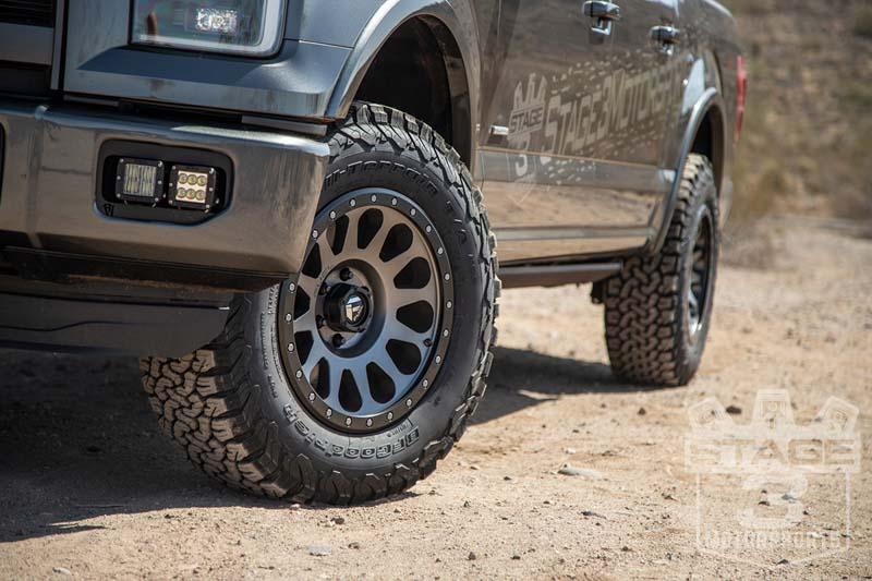 LT275/60R20 BF Goodrich All-Terrain T/A KO2 Off-Road Tire ...