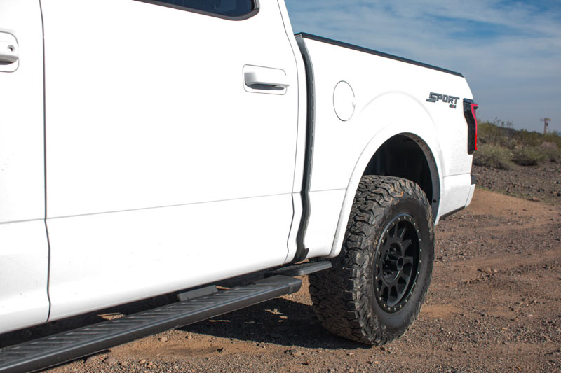 2015-2019 F150 AMP Research BedStep2 Box-Side Step 75412-01A