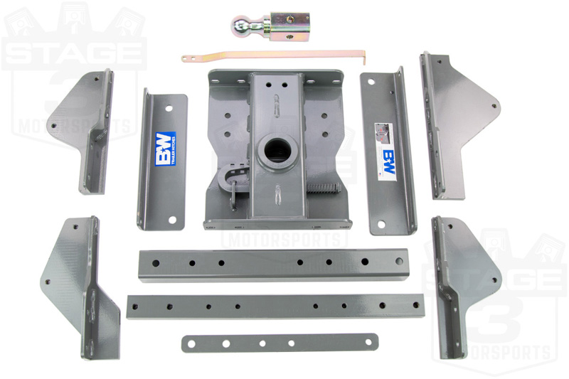 2017-2019 F250 & F350 2WD B&W Hitches Turnoverball ...
