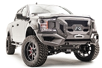 2018-2019 F150 Fab Fours Grumper Front Off-Road Bumper System