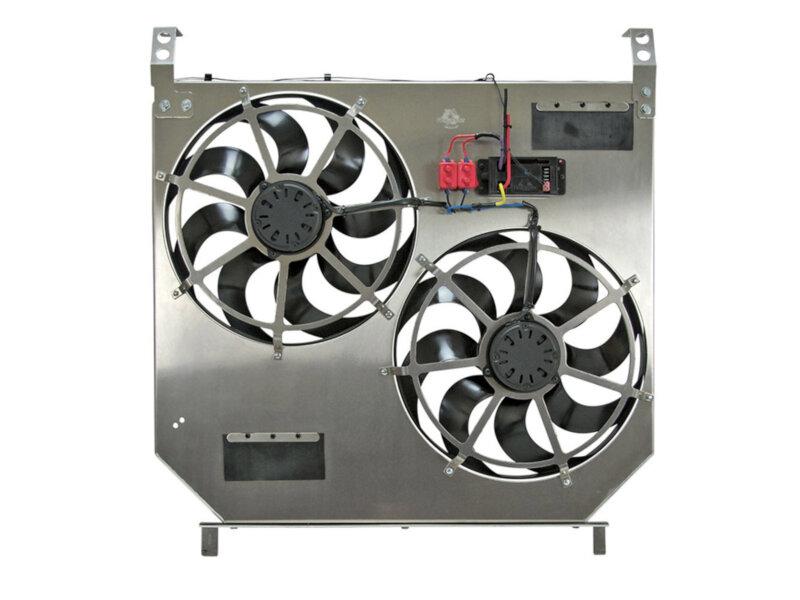 2003 2007 F250 Amp F350 Flex A Lite Dual Electric Cooling