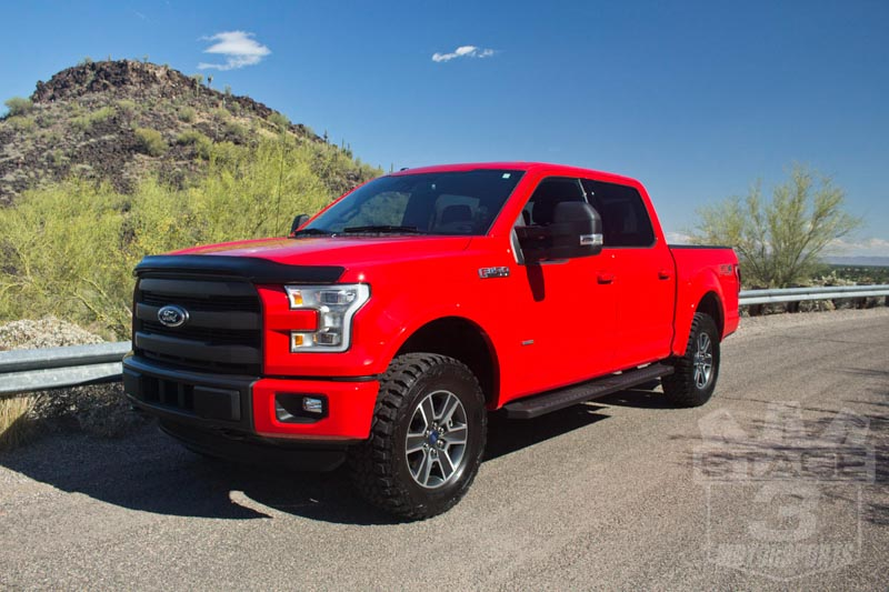2014-2018 F150 4WD FOX Stage 1 Suspension Package FOX ...